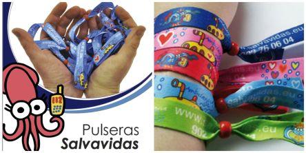 Resultado de imagen de pulseraS SALVAVIDAS