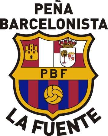 22. LA FUENTE Peña BARCELONISTA_Logo